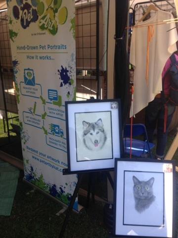 More Pet Portraits