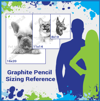 Graphite Size Reference